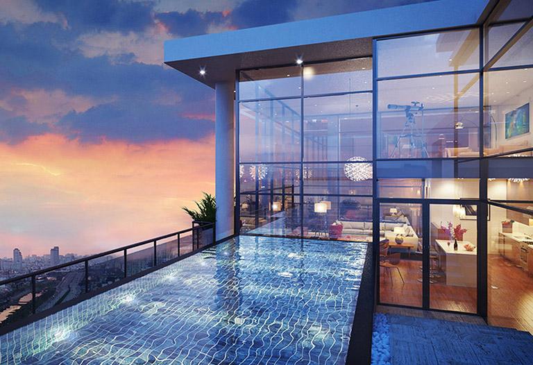 Khu căn hộ phức hợp Gateway Thao Dien